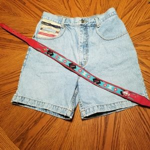 Lawman Jeans Vintage High waisted shorts